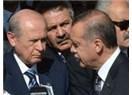 Tayyip Erdoğan, Devlet Bahçeli ve Oktay Vural üçlüsünün garip ilişkisi...