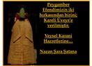 Peygamber Efendimiz'in iki hırkasından birini;Kareli Üveys'e verilmiştir. Veysel Karani Hazretleri