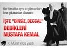 """""""Atatürk'ü deccal'lıkla suçlayan takiyyeci zihniyet"""", ıslak imzalarla başı dertte!"""