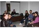 Çorum Hitit Üniversitesi Aktif Yaşam kulübü Başkanı Semih Kızıldağ ile...