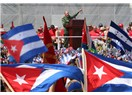 Küba Devriminin 55. yılı coşkulu kutlandı
