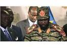 Bir Afrika Trajedisi: Güney Sudan İç Savaşı