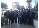 Samsun Nüfus Müdürleri ve personeli Çarşamba'da buluştu