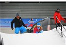 Rodop Dağları'nda mahsur bir Kayak Tatili