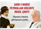 Said-i Nursi'nin görüşleri ışığında Gülen cemaati