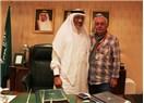 Mekke Belediye Başkanı Dr. Ossama Fadhul Al-Bar, Osmanlı hayranı