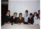 'Yazarlar Okullarda' projesi...