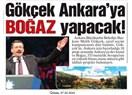 Ankara'ya Boğaz getirmek...