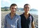 Bülent Ecevit Üniversitesi öğrencisi şair Ufuk Silik ile...