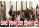 Ankara'da Suriyeli dilenci aileler!