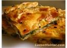 Lezetli ıspanaklı börek tarifi