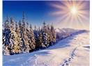 Üç harfle yetinebilmiş mevsimdir Kış