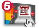5 adımda E-ticaret Sitesi açılır - Online Sanal Mağaza kurmak