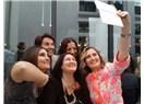 İmza: Ben Lansmanı'nda selfie