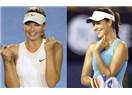 Stuttgart'ta güzeller güzeli final : Sharapova Ivanovic