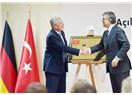 Türk Alman dostluğunun kalbi Beykoz'da atacak