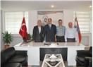 Samsun Büro Memur Sen'den 19 Mayıs PMYO müdürü Gündal'a ziyaret