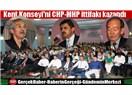 Kent Konseyi'ni MHP-CHP ittifakı kazandı