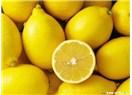 Limonun gücü...
