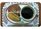 Kahveli Sandviç Bisküvi
