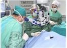 Katarakt ameliyatı oldum. Doktoruma  teşekkür.