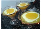 Çift sarılı puding