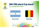 Brezilya 2014 Çeyrek Final Analizi : Arjantin – Belçika … ( Bölüm: 5 )