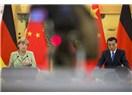 Angela Merkel'in Çin ziyareti