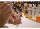 Kimya Laboratuvarında yapılan sanat; Parfüm