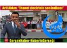 Burdur Ülkü Ocakları Başkanı Arif Akkın terörist heykele sert çıktı-İhanet zincirinin son halkası