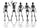 Kemiklerimiz arasındaki mükemmel yağlama sistemi, Resimler