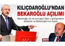 Bekaroğlu CHP'ye transfer oldu: Çifte omurgasızlık!