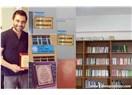 Hayranları kitap bağışlayarak Malatya'da Cansel Elçin Kütüphanesi oluşturdu