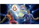 UEFA maçı: Galatasaray: 1 - Anderlecht: 1