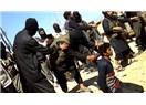 IŞİD'ın Suriye ve Irak halkları katliamı...