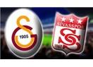 Galatasaray kendine geldi mi? Galatasaray :2 –Sivasspor :1