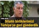 'Silahlı güç'lerinizi Türkiye yerine Kobani'ye gönderseydiniz ya!