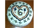 Anne elinden şekersiz doğal doğum günü pastası tarifim