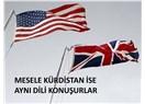 Mesele Kürdistan ise aynı dili konuşurlar