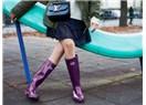 Yağmur Çizmeleriyle Yapılan 8 Farklı Kombin