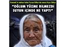 """""""Yaşlı insanlar ağladığında krallıklar yıkılır"""""""