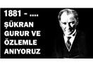 Atatürk'le ilgili bir anı...