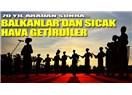 """İzmir'de, """"Balkanlardan sıcak hava esti"""" Bu kış soba yakmayız artıkın"""