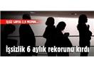 İşsiz sayısı yüzde 10'u geçti, Suriyelilere iş bulma derdine düştük!