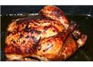 Fırında renkli tavuk tarifi