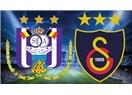 Galatasaray nereye kadar? Anderlecht :2 - Galatasaray :0