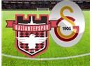 Hele şükür Galatasaray puan aldı. Gaziantepspor:0-Galatasaray:1