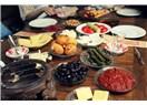 Bursa'da yöresel pazar kahvaltısı