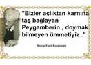 Mezar taşlarını okuyun ama Osmanlıca için değil, kendiniz için okuyun