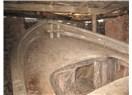 Kapısuyu'nda cephane taşıyan yüz yıllık tekne